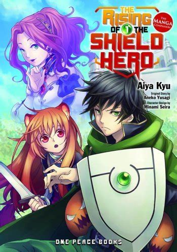 rising   shield hero manga anime planet
