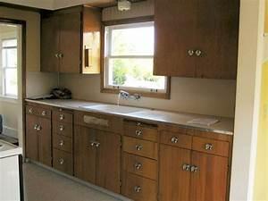Old Kitchen Cabinet Makeover ~ http://modtopiastudio com