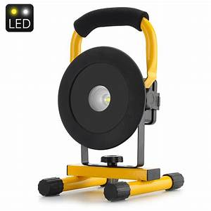 W portable cree led flood light lumen ip