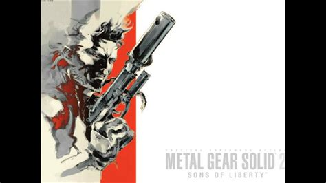 Metal Gear Solid 2 Yell Dead Cell Extended Youtube