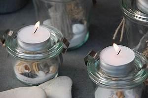 Kerzen Im Weckglas : neue deko im weckglas new deco in glasses ~ Frokenaadalensverden.com Haus und Dekorationen