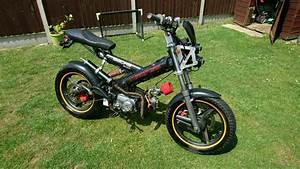 2005 Sachs Madass 50cc Fitted With Honda C90 Engine Mot