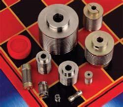 precision flexible shaft couplings  equipment digest
