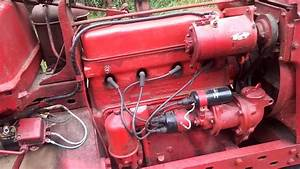 1953 Farmall Super H No Start