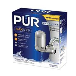 Pur Advanced Faucet Water Filter Adapter by Pur Fm 4000b Advanced Faucet Water Filter System