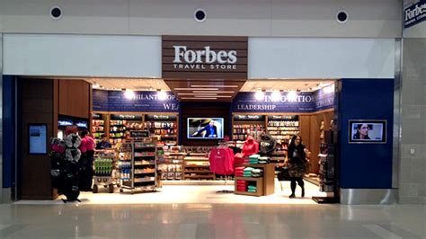 forbes unveils branded airport newsstands adweek