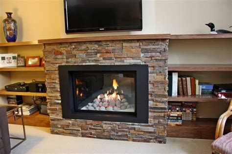 Fireplace With Bookcase Surround by Contemporary Fireplace Surround And Built In Shelves Bookcase