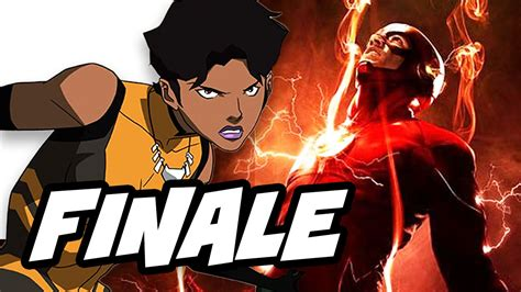Vixen Episode 6 Finale Review and The Flash Arrow Future ...
