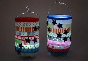 Laternen Aus Flaschen : pittifours last minute laterne anleitung lantern craft ~ A.2002-acura-tl-radio.info Haus und Dekorationen