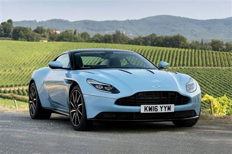 2017 Aston Martin Db11 Coupe Pricing  For Sale Edmunds