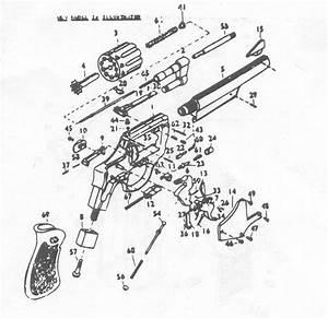 1911 Series 80 Parts Diagram