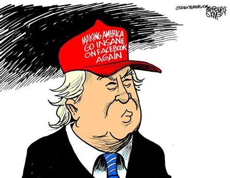cartoons trump donald political cartoon editorial evil current october blows john daily recent election pax marshall wind events usnews jokes