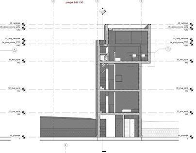 dap revit architecture tadao ando house  inova atc acc atbehance archi tadao