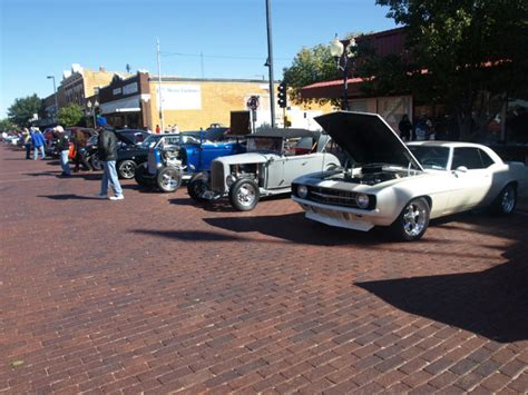 flatland car show