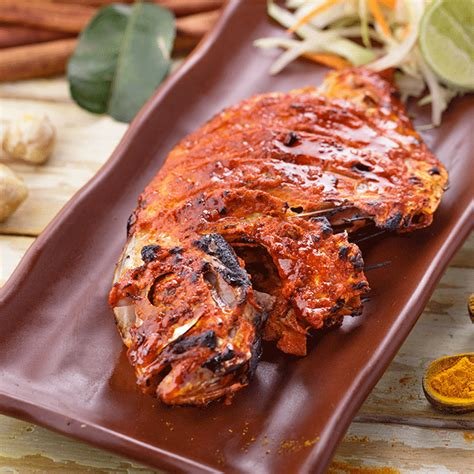 tandoori fish recipe  pankaj bhadouria  times food