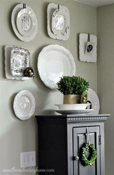 Best 25+ Plate Wall Decor Ideas On Pinterest  Dining