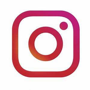 Instagram silueta colorida Descargar PNG/SVG transparente