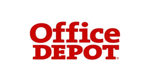 Office Depot Logo by Office Depot Officemax Coupons April 2015