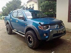 747team 2007 Mitsubishi Triton Specs  Photos  Modification