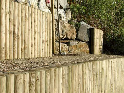 Palisaden Aus Holz Eine Alternative Zur Steinmauer by Vom Holzpflaster Bis Zur Banklatte Nur Beste Qualit 228 T