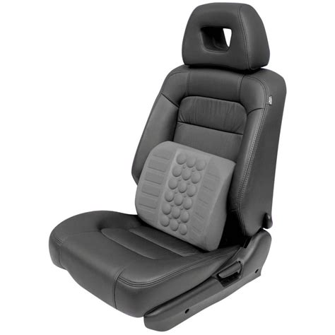 Lumbar Back Support Seat Cushion Ergonomic Car Office Home