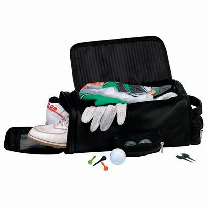 Golf Bag Shoe Accessory Leather Royce Travel