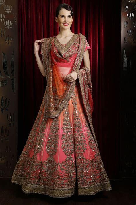 bridal lehenga images  pinterest indian gowns
