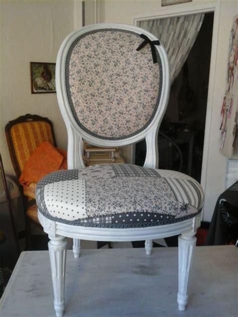 17 meilleures id 233 es 224 propos de chaises refaite sur refaire les meubles chaises