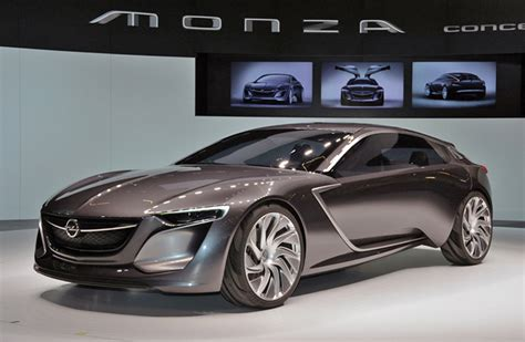 Opel Monza Concept Soars Into Frankfurt [w/video]