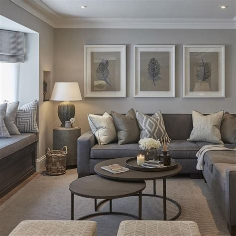 Decorating Ideas Grey by Home Decorating Ideas Living Room Gray Living Room With