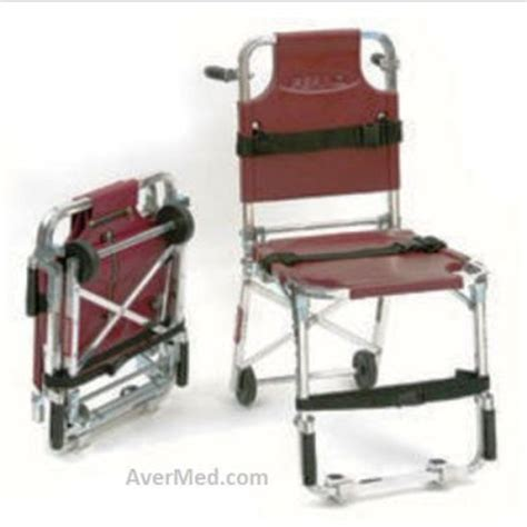 new ferno stair chair model 42 w abs panels ambulance for