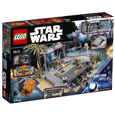 75171 LEGO Star Wars Slaget om Scarif - LEGO Star Wars ...