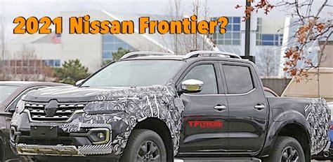 nissan frontier prototype  simply