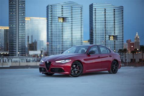 2019 Alfa Romeo Giulia Barracuda : 2019 Alfa Romeo Giulia Gains New Styling Packages
