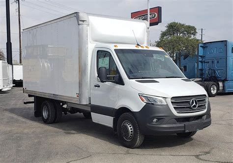 This year, it has been redesigned. 2019 Mercedes-Benz SPRINTER 3500 XD 14 ft Box Truck - 188HP, 7 Speed Automatic, Roll up Door ...