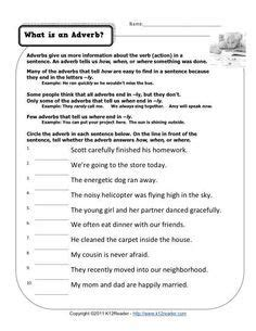 adverb  images adverb activities