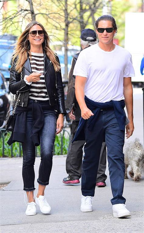 Heidi Klum Vito Schnabel From The Big Picture Today