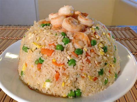 rice cuisine how to shrimp fried rice recipe comfort food