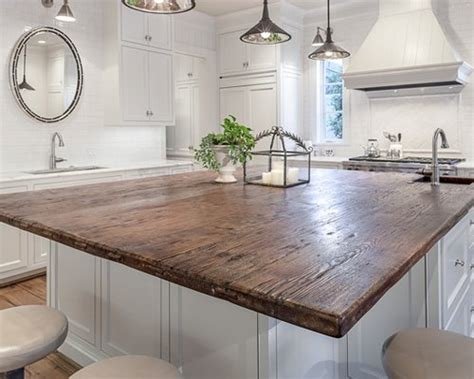 wood island tops kitchens island wood countertop ideas pictures remodel and decor