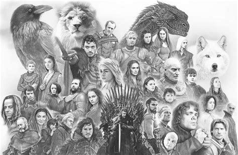 Game Of Thrones By Vencaseitl On Deviantart