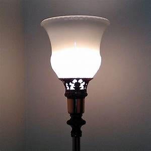Torchiere glass lamp shades glass lampshades for Welgrove floor lamp replacement shade