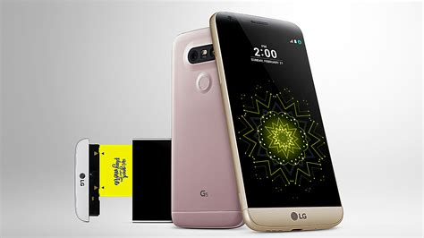 Lg's New G5 Is Its Most Interesting Phone In Years