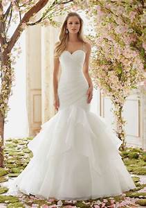crystal beaded straps on organza wedding dress morilee With beaded wedding dresses