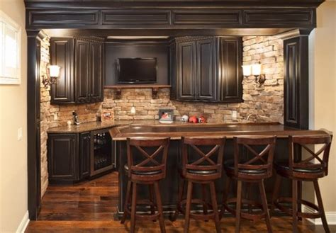 Corner Bar Basement by Corner Idea Basement Bar Design Pictures Remodel Decor