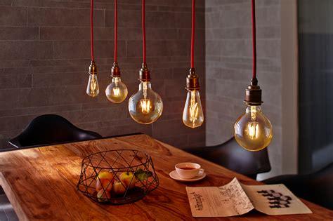 led retro lampen stilvolles goldlicht paulmann licht