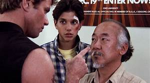 The Karate Kid (1984) Review |BasementRejects