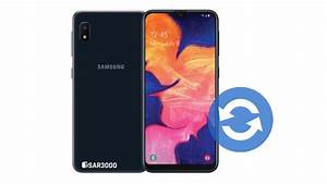 How To Update Samsung Galaxy A10e Software Version