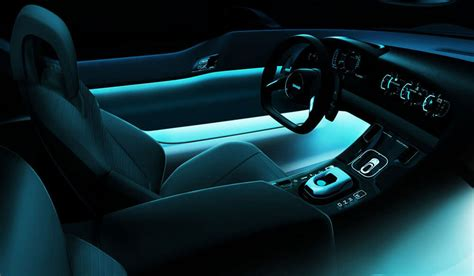led car lights interior interior led lighting fancygens