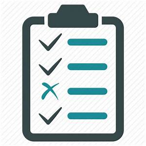 Approve, audit, check list, checklist, exam form, schedule ...