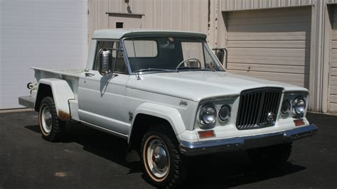 jeep gladiator 1965 jeep gladiator thriftside 4x4 t7 indy 2012